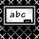 White board Icon