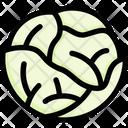 White Cabbage Icon