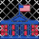 Us Usa President Icon