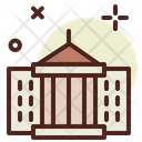 White House Givernment House Government Iffice Icon