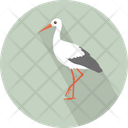Vector Illustration Bird Icon