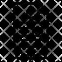 White Paper White Paper Blockchain Icon