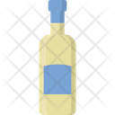 Wine White Wine Bottle Icon