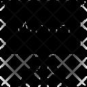 Whiteboard Easel Flip Chart Icon