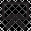 Whiteboardd Media Ui Icon