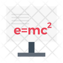 Whiteboard Physics Science Icon