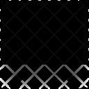 Whiteboard Black Board Icon