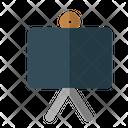 Whiteboard Board Writing Board Icon