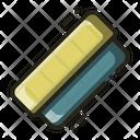 Eraser Tool Blackboard Icon