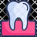 Dentist Healthcare Teeth Icon
