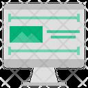 Whitespace Negativespace Website Icon