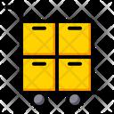 Wholesaler Supplier Trader Icon