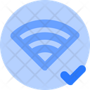 Wi Fi Activated Wireless Icon