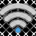 Wi Fi Empty Wifi Wireless Icon