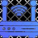 Wi Fi Router Icon