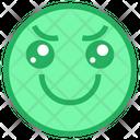 Wicked Smile Icon