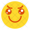 Wicked Smile Icon