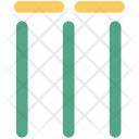 Wicket Cricket Stump Icon
