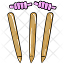 Wicket Cricket Wicket Cricket Equipment Icon