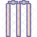 Wicket Stump Icon