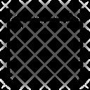 Arrows Dimension Distance Icon
