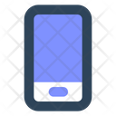 Wide Display Phone Icon