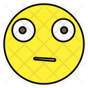 Wide Eyes Emoji Wide Eyes Emoticon Emotion Icon