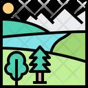 Wide Field Icon