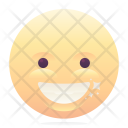 Wide grin Icon