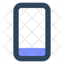 Wide Mobile Phone Icon