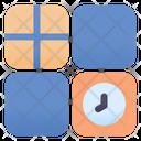 Widget Time Widget Clock Clock Icon