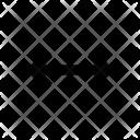 Width Arrows Icon