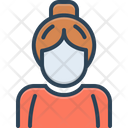 Wife Spouse Lady Icon