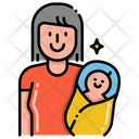 Wife Mother Icon