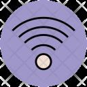 Wifi Signals Internet Icon