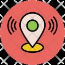 Wifi Location Found Icon