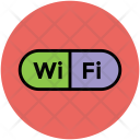 Wifi Sign Zone Icon