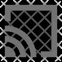 Wifi Signals Zone Icon
