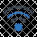 Wifi Signal Hotspot Icon