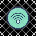 Wifi Wirelwss Wireless Signal Icon