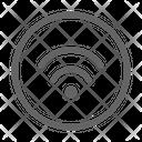 Wifi Sign Public Icon