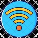 Signal Internet Wireless Icon