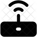 Wifi Modem Wlan Icon