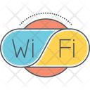 Mwifi Wifi Internet Icon