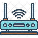 Wifi Router Connection Icon