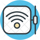 Wifi Network Zone Icon