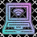 Notebook Computer Computing Icon