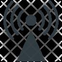 Wifi Tower Antenna Icon