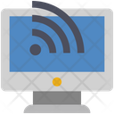 Cloud Computing Wifi Icon