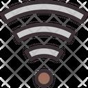Wifi Wireless Cafe Icon